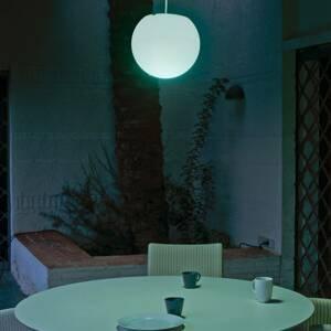 NEWGARDEN Newgarden Buly závesná lampa v tvare gule