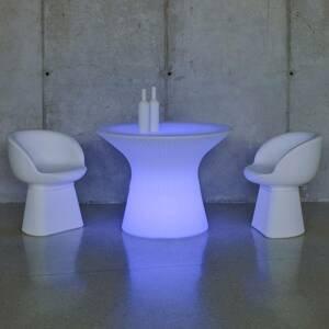 NEWGARDEN Newgarden Capri LED stôl, výška 39cm