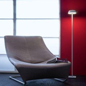 OLIGO OLIGO Glance stojaca LED lampa sivá matná