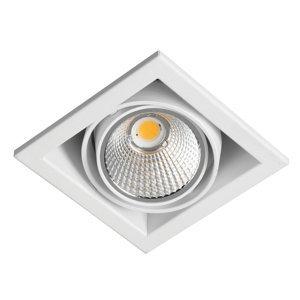 OMS Zipar Uno Recessed zapustené LED 30W, 4.000K