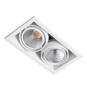 OMS Zapustené LED Zipar Duo Recessed 60W, 3.000K