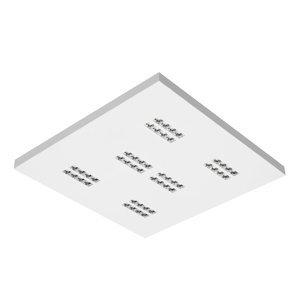OMS Stropná lampa Declan II Surfaced Fix 4.000K 60x60