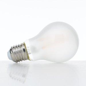 Orion LED žiarovka E27 A60 8W matná 827 stmievateľná