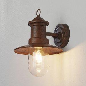 Orion Vonkajšie nástenné svietidlo Leonie vintage-hnedá