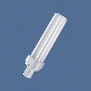 OSRAM G24d 18W 830 kompaktná žiarivka Dulux D