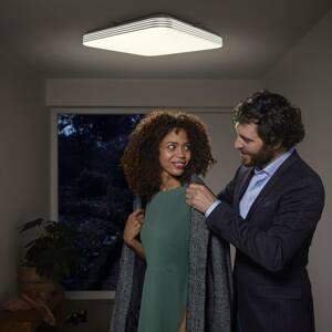 LEDVANCE Ledvance Orbis senzorové stropné LED hranaté 43cm