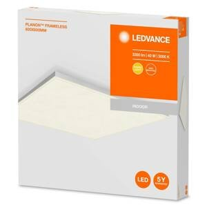 LEDVANCE Ledvance Planon Frameless Square LED panel 60x60cm