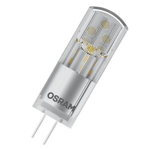 OSRAM LED kolíková žiarovka G4 2,4W teplá biela 300lm