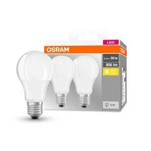 OSRAM OSRAM LED žiarovka Classic E27 8,5W 2700K 806lm 2k