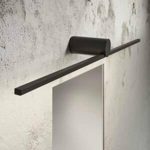 OleV OLEV Slight AP nástenné LED svetlo 72,5 cm čierne