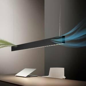 OleV OLEV Pure BioAir závesné LED svetlo 3000K čierne