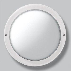 PERFORMANCE LIGHTING Vonkajšie nástenné alebo stropné Eko 21, biele