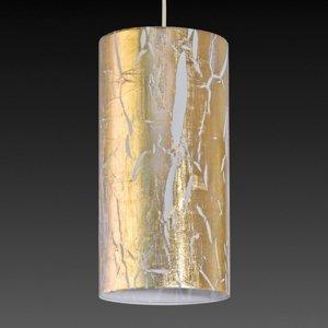 Pamalux Závesná lampa Strapo v tvare valca