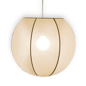 Pamalux Závesná lampa Kiano s textilným tienidlom Ø 50cm