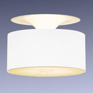 Pamalux Ponda – stropné svietidlo s chincovou fóliou biele