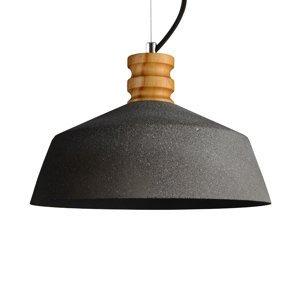 Pamalux Závesná lampa Concret z pieskovcový cement