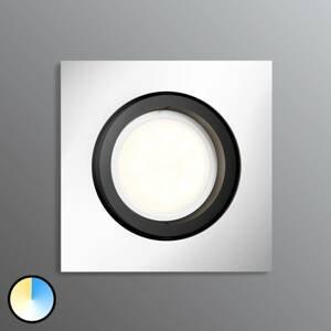 Philips HUE Philips Hue Milliskin LED-svietidlo hranaté hliník