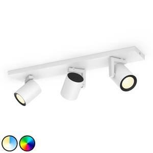 Philips HUE Philips Hue Argenta LED bodová tri svetlá biela