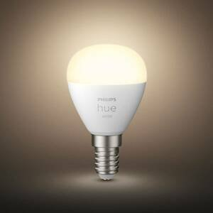 Philips HUE Philips Hue White kvapková LED E14 5,7W 2.700K