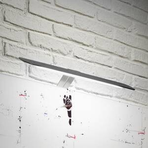 Pujol Veľmi moderné obrazové LED svietidlo Agora