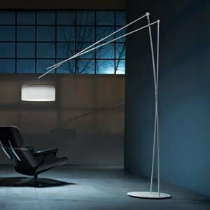 PRANDINA Prandina Effimera F50 stojaca lampa biela matná