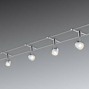 Paulmann Paulmann Stage lankový LED systém kompletný, 4-pl.