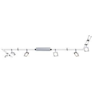 Paulmann Paulmann QuadLED lištový systém kompletná sada 6pl