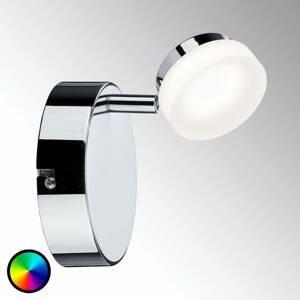 Paulmann Paulmann Smart Friends nástenné LED Iro, ovládané