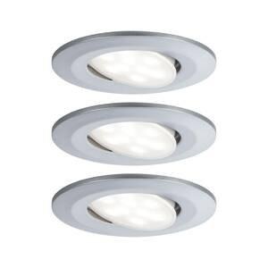 Paulmann Paulmann zapustené LED Calla stmievateľné 3, chróm