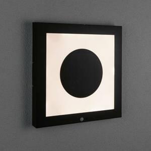 Paulmann Paulmann solárny LED panel Taija, snímač 40x40cm