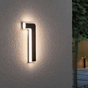 Paulmann Paulmann solárne LED číslo domu 1