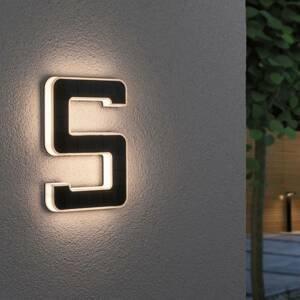 Paulmann Paulmann solárne LED číslo domu 5