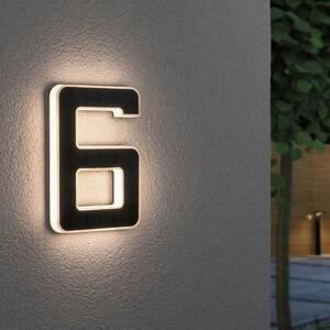 Paulmann Paulmann solárne LED číslo domu 6