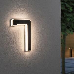 Paulmann Paulmann solárne LED číslo domu 7