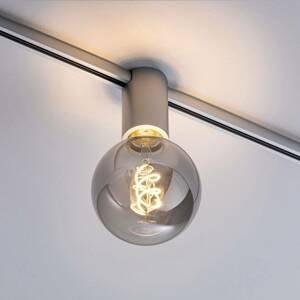 Paulmann Paulmann URail Ceiling Socket E27, chróm, matná