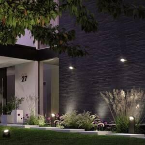 Paulmann Paulmann Swivea vonkajšie nástenné LED, kardanické