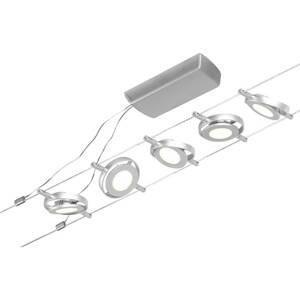 Paulmann Paulmann Wire RoundMac lankový LED systém chróm