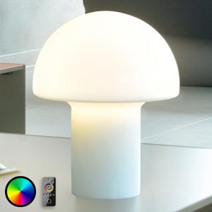 Q-SMART-HOME Paul Neuhaus Q-LIDO stolná lampa Smart Home