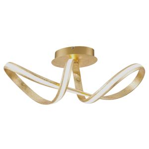 Paul Neuhaus Stropné LED svietidlo Melinda, 30W, zlaté