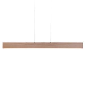Q-SMART-HOME Paul Neuhaus Q-TIMBER závesné LED svietidlo
