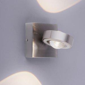 Q-SMART-HOME Paul Neuhaus Q-MIA nástenné LED svietidlo, oceľ