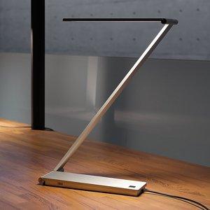 QisDesign Dizajnérska lampa písací stôl BE Light diódy LED
