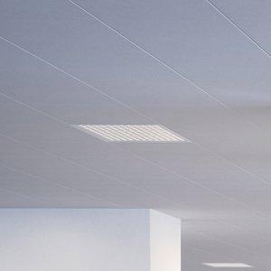 REGENT LIGHTING Regent Dime Office zapustené 30,8cm 12W 3000K