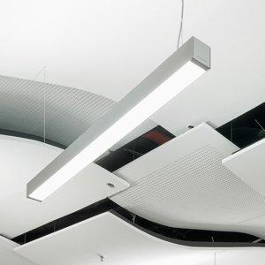 REGENT LIGHTING Regent Lighting Channel S Up C-LED 125cm 4000K
