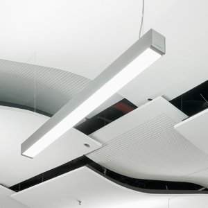 REGENT LIGHTING Regent Lighting Channel S Up C-LED 155cm 3000K