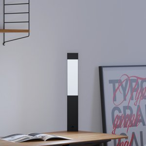 REGENT LIGHTING Regent Joker stolná LED lampa, čierna