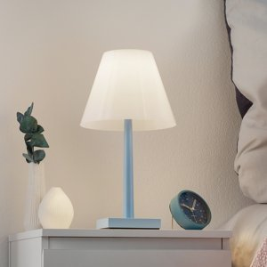 Rotaliana Rotaliana Dina+ T1 stolná aku LED lampa modrá