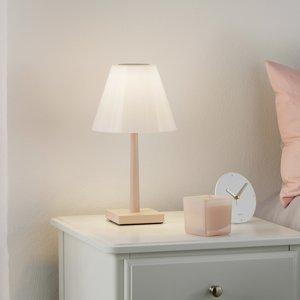 Rotaliana Rotaliana Dina+ T1 stolná aku LED lampa ružová