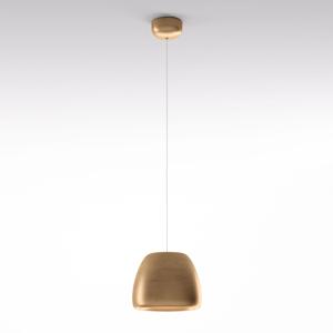 Rotaliana Rotaliana Pomi H3 závesná lampa zlatá Ø 25,5cm
