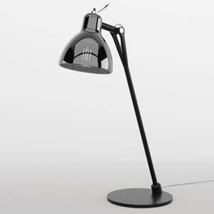 Rotaliana Rotaliana Luxy T0 Glam stolná lampa čierna/dymová